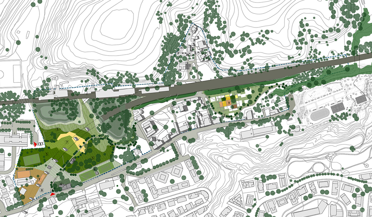Studio3c studio di progettazione roma for Progettazione di architettura online