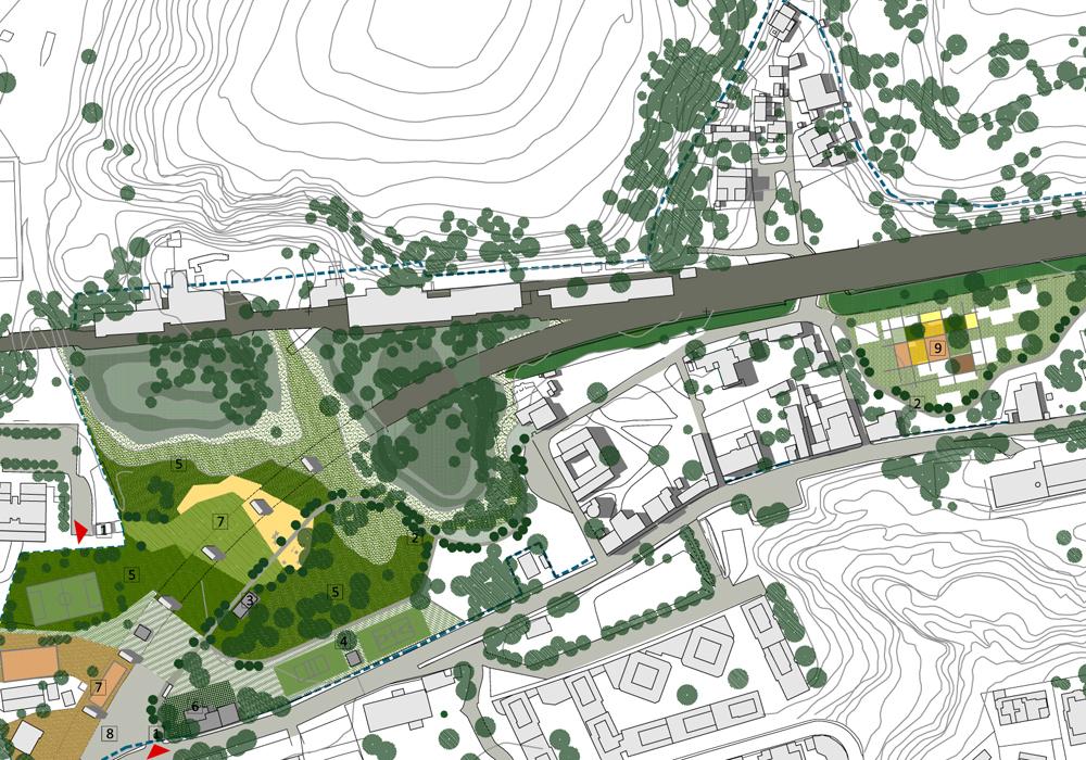 Studio 3c | Urbanistica | Piano Particolareggiato del Borghetto di Valle Aurelia