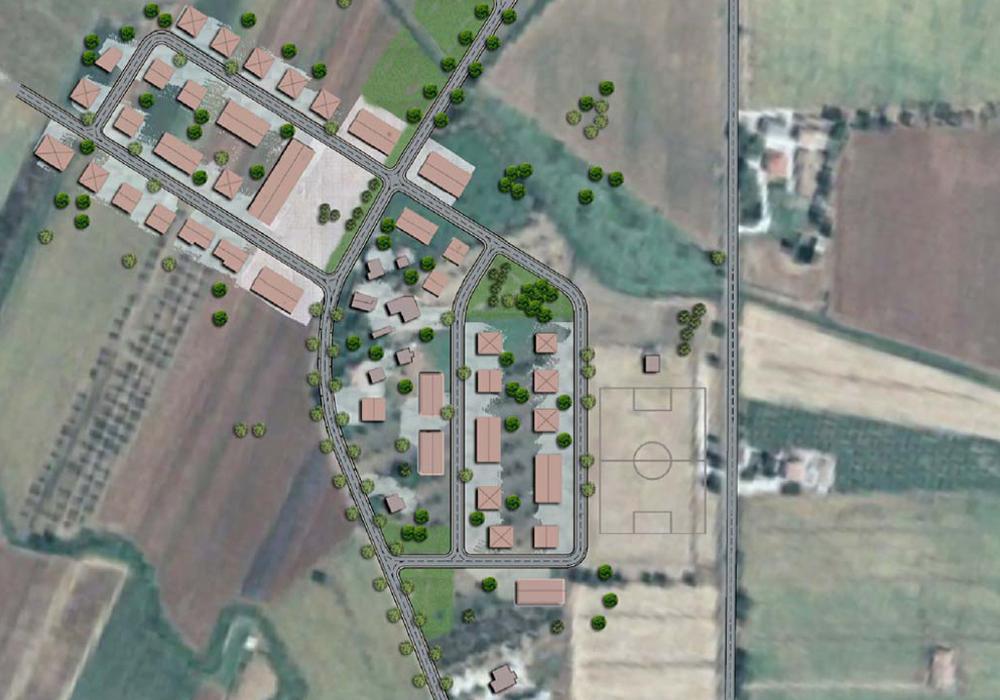 Studio 3c | Urbanistica | Piano Particolareggiato di Doganella di Ninfa